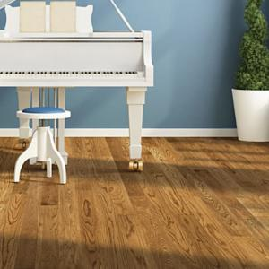 Room scene with Countryside engineered hardwood flooring in Pasture