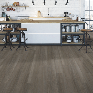Room scene with Defined Beauty vinyl flooring in Cambria